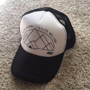REI Trucker Hat - Brand New Unworn